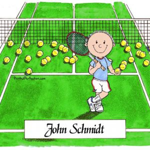 001-FF Tennis Player, Male
