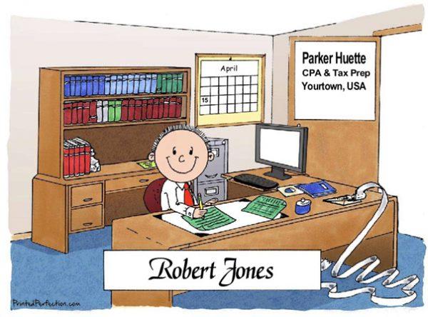012-FF Accountant, Bookkeeper
