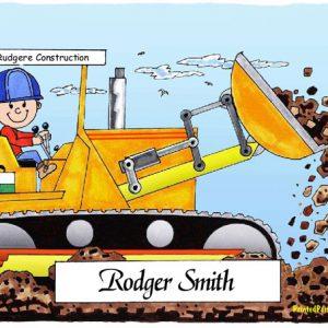 018-FF Bulldozer Operator,