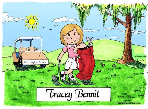 022-FF Golfer