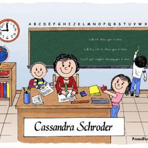 033-FF Teacher