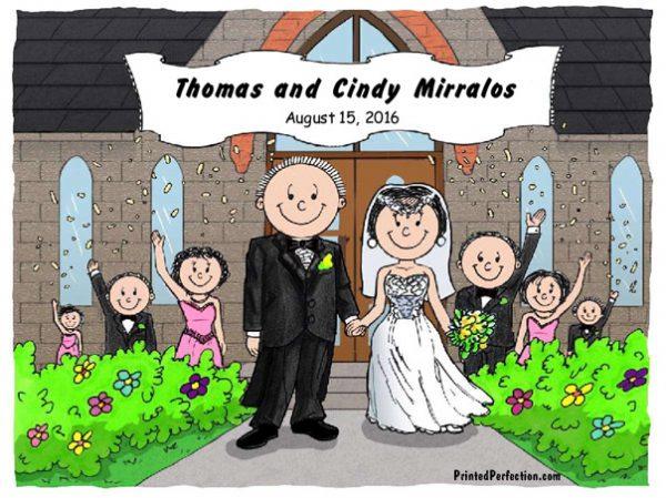 052-FF Wedding, Outside