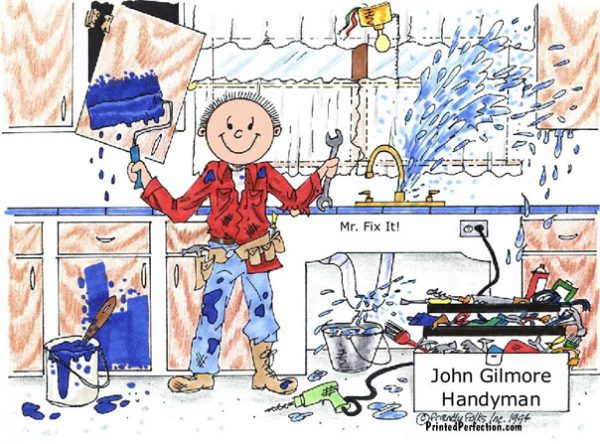 060 - FF Handy Man, Male