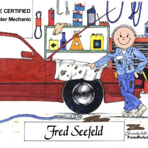 067-FF Auto Mechanic, Male