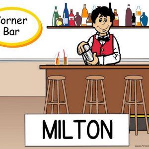 073-NTT Bartender, Male