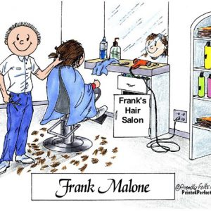 074-FF Hairdresser, Male