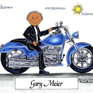 078-FF Motorcycle Lover