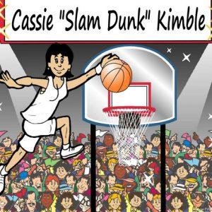 083-NTT Basketball Player, Female