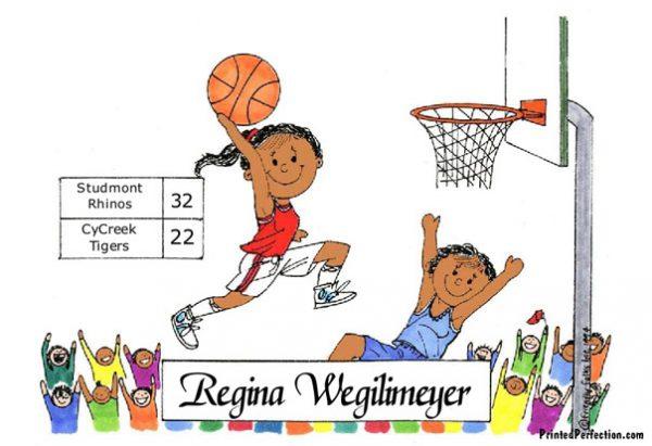 083-FF Basketball Player