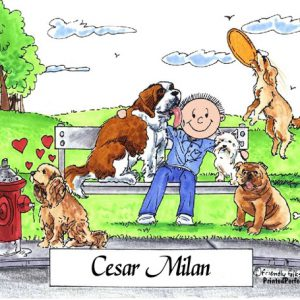 091-FF Dog Lover, Male