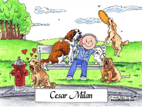 091-FF Dog Lover, Male
