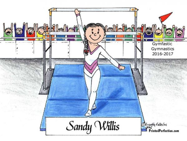 092-FF Gymnastics, Female
