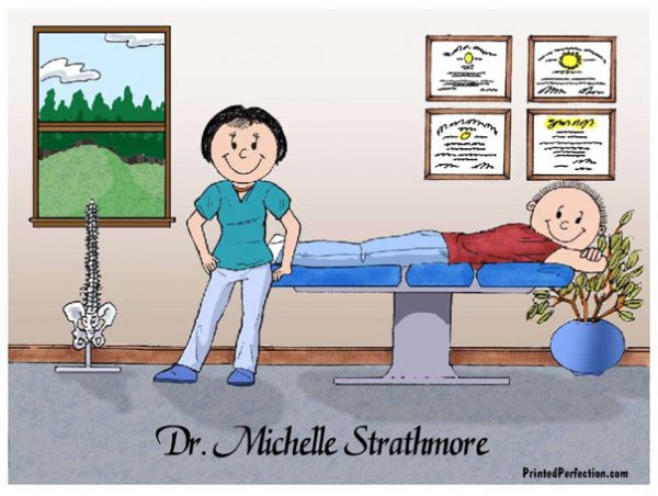 094-FF Chiropractor, Female