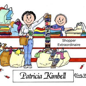 103-FF Shopper, Female