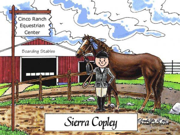 118-FF Horse Lover