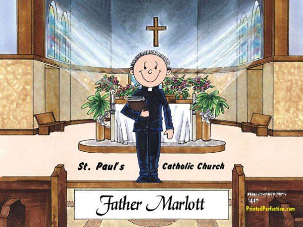 123-FF Priest, Male
