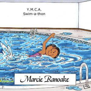 129 - FF Swimmer - Dark Skin
