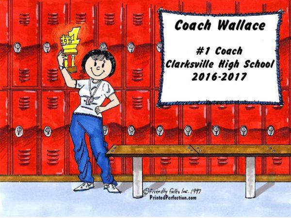 138-FF Coach, Female