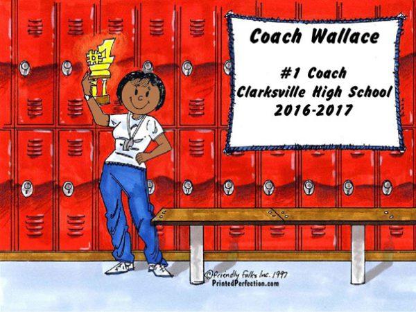 138-FF Coach, Female - Dark Skin