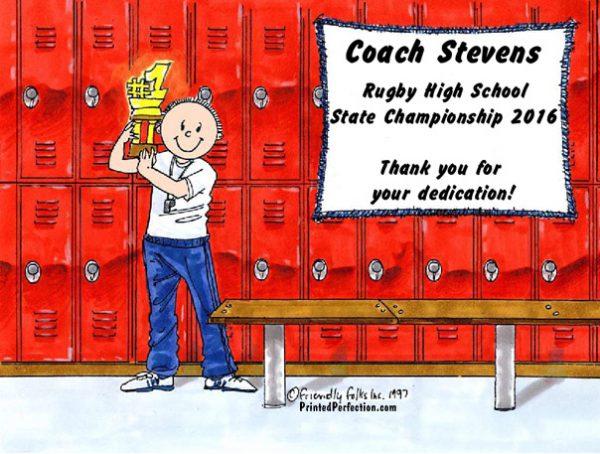 139-FF Coach, Male