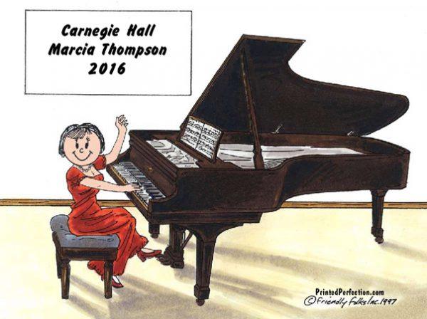 142-NTT Piano Player, Female