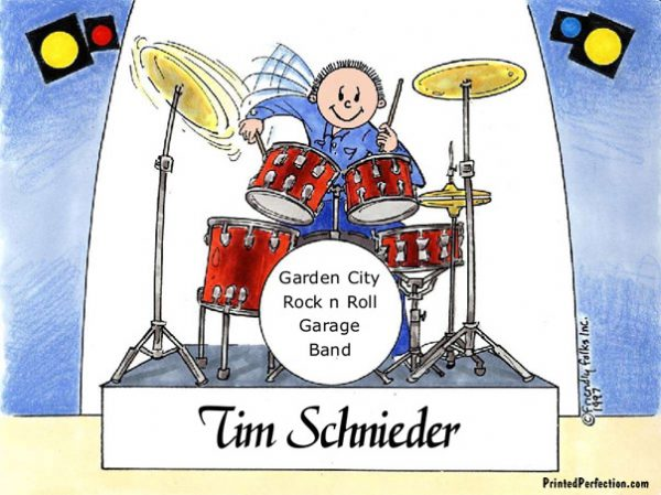 144-FF Drummer, Male