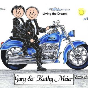 150-FF Motorcycle, Couple