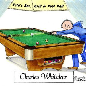162-FF Pool Player, Billiards, Male