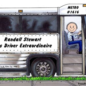 173-FF Bus Driver, Male