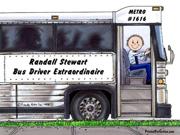 173-FF Bus Driver, Male