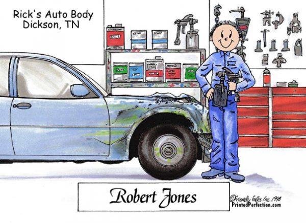 193-FF Auto Body, Male