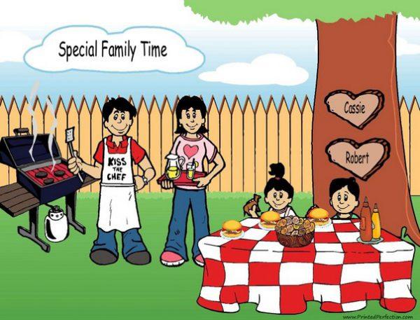 210a-NTT Family Backyard Barbeque 1 boy 1 girl