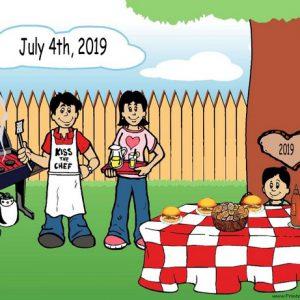 210c-NTT Family Backyard Barbeque 1 boy