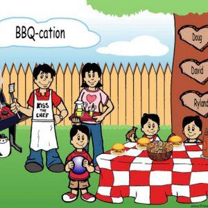 210h-NTT Family Backyard Barbeque 3 boys