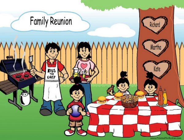 210i-NTT Family Backyard Barbeque 3 girls