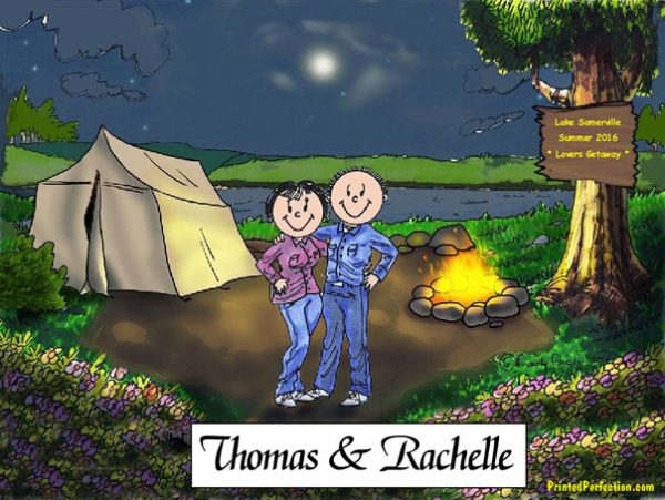 407-NTT Camping Couple