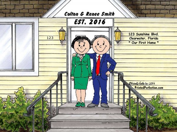 421-FF Family Home, Couple