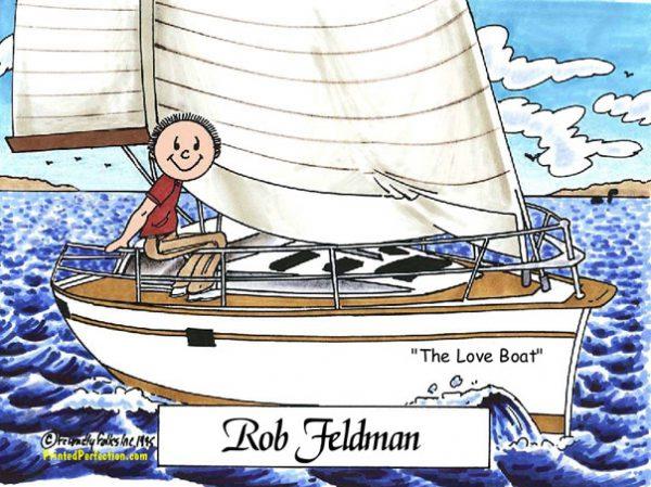 451-FF Sailing, Male