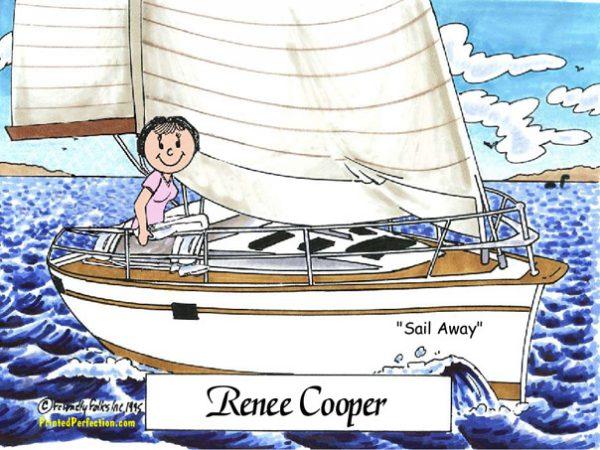 453-FF Sailing, Female