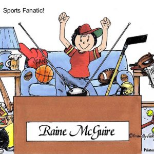 455-FF Sports Lover, Female