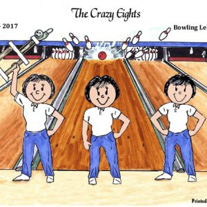 459-FF Bowling League, Three Females