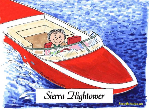 474-FF Powerboat, Female