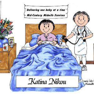 485-FF Nurse, Female, Adult Female Patient
