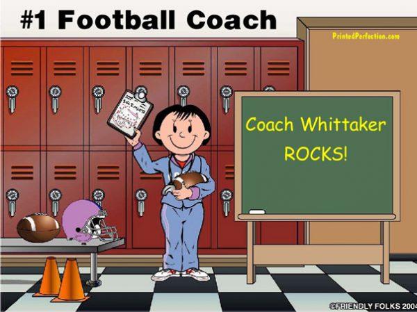 489-FF Coach, Football, Female