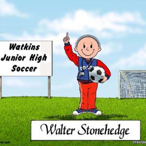 492-FF Coach, Soccer, Male