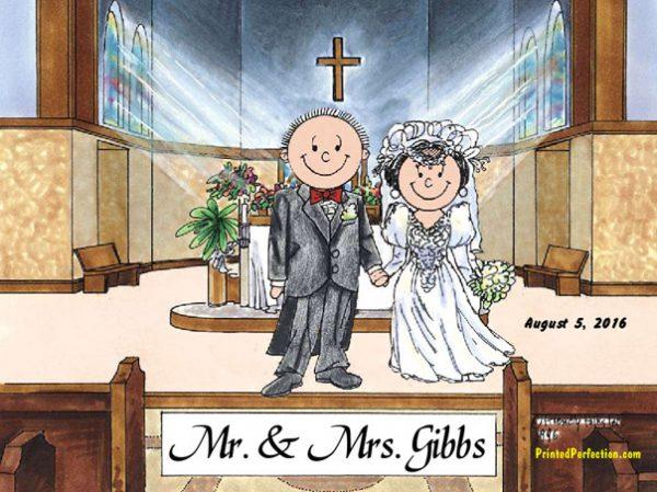 497-FF Wedding, Inside