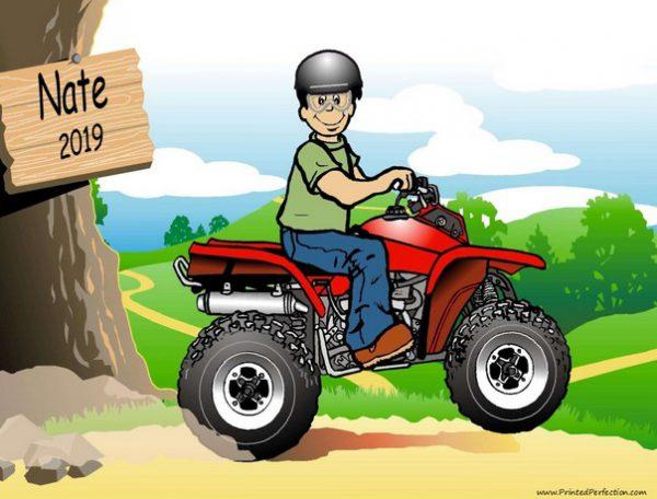 512-NTT ATV Rider, Male