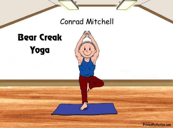 513 Yoga, Male