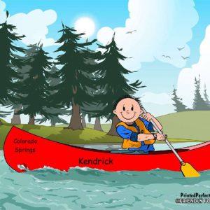 521-FF Canoe, Male