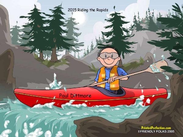 525-NTT Kayaking Male